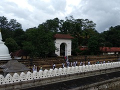 Walls of the Royal Palace Complex; Kandy