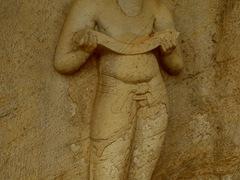 Potgul Vihara Statue, Polonnaruwa