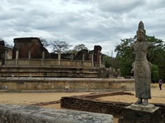 Sacred quadrangle; Polonnaruwa