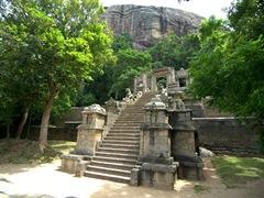 Yapahuwa staircase