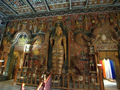 Amazing interior detail at Kelaniya's image house