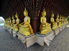 Base of Seema Malaka Temple