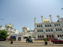 Dewatagaha mosque, one of Colombo's most prominent