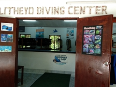 Diving center; Filitheyo Island