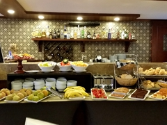 Breakfast buffet; Hotel Vilar America