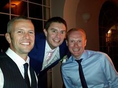 Robby, Craig and Chris