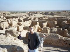Robby at Dura Europos