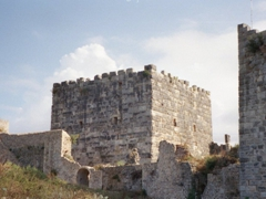Fortified since the 10th century, the Citadel of Salah Ed-Din enjoys UNESCO world heritage status
