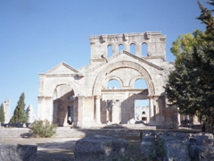Monastery of St Simeon