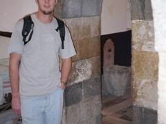 The royal shitter, Al Azem Palace, Damascus