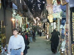 Al-Hamidiyah Souq is the largest souk in Syria and definitely worth a stroll, Damascus