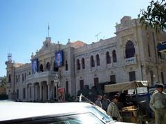 Al Hijaz train station, Damascus
