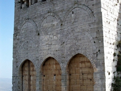 Tower of the Daughter of the King, Krak des Chevaliers
