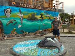 San Cristobal Island welcomes all visitors!