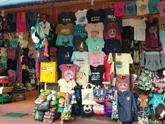 Souvenir shops; Puerto Ayora