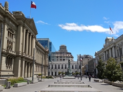 Chile's Supreme Court and former National Congress