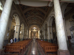Interior view of the Church of St Augustine