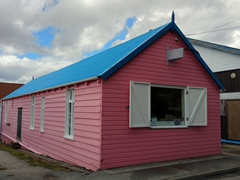 The pink shop souvenir store