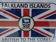 Falkland Isands - British to the core!