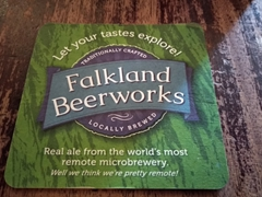 Falkland beerworks - the world's most remote microbrewery