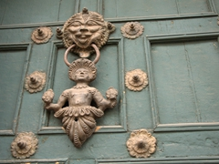 Door knocker; Cusco