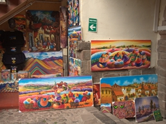 Peruvian artwork for sale