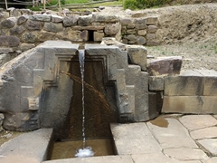 Water temple; Ollantaytambo ruins