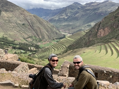 Soaking up the raw beauty of Pisac in the late afternoon