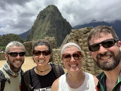 We survived Huayna Picchu!