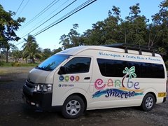 Caribe Shuttle - the best way to get from San Jose to Bocas del Toro (Panama)