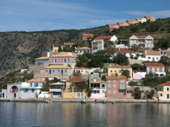 Cute houses of Assos