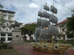Plaza Herrera; Casco Viejo
