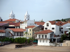 View of Casco Viejo from the French Plaza