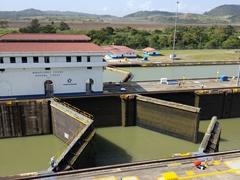 Miraflores Locks; Panama Canal