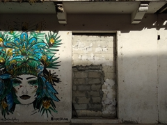 Street art; Casco Viejo