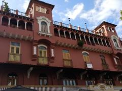 Hotel Colombia; Casco Viejo