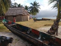 Kuna village; Ina Island