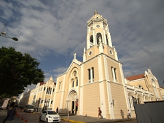 St Francis of Assisi Church; Casco Viejo
