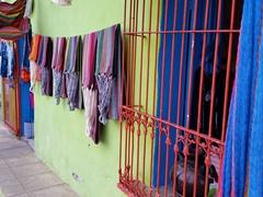 Hammocks for sale; Suchitoto
