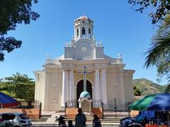 El Calvario church; Santa Ana