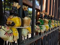Window ornaments; Suchitoto