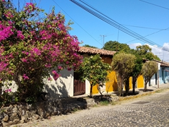 Suchitoto is El Salvador's most colorful town