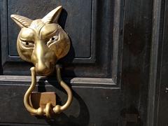 Door knocker; Suchitoto