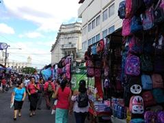Street market; San Salvador