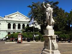 Santa Ana's pretty national theater