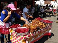 Candied fruits; Juayua