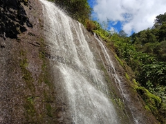 "We saw more than 7 waterfalls on the ""seven waterfalls hike""!"
