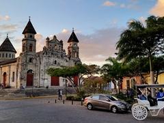 Guadalupe Church; Granada