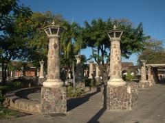 Xalteva Park; Granada
