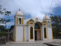 Ometepe church